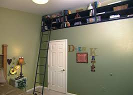 how to build bookshelves for a recessed nook hgtv decorating