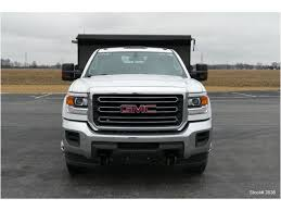 Used Gmc Trucks For Sale Gallery – Drivins 1989 Gmc 3500 Dump Truck For Auction Municibid Sierra 3500hd Reviews Price Photos And Used 2011 Chevrolet Hd 4x4 Dump Truck For Sale In New Jersey Chevy Carviewsandreleasedatecom Trucks 2005 Fire Red Regular Cab 4x4 Dually Chassis Chevrolet Ck Wikiwand Farming Simulator 2015 1998 Dump Truck Item E2538 Sold Febr Gmc Trucks Maryland Delightful Sale Used Work In