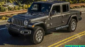 100 Truck Jeep JEEP PICKUP 2019 The 2019 Scrambler Pickup Will Look