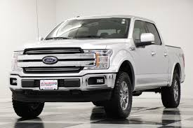 100 Trucks For Sale Springfield Mo Used 2018 D F150 Lariat 4X4 Super Crew Heated Cooled Leather