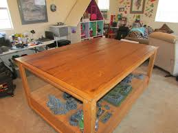 Koala Sewing Cabinets Ebay by Custom Map Cabinet But Looks Like Good Table Size And Height
