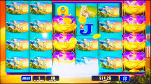 NEW Magic Lamp slot machine Live Play Big Win