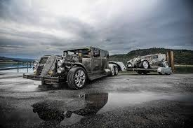 100 Rat Rod Semi Truck Haulin Rats Ready For Your Mind To Be Blown The Motorhood