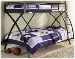 Dorel Twin Over Full Metal Bunk Bed by Twin Over Full Metal Bunk Bed Style Twin Over Full Metal Bunk