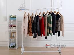 GR037 High Quality Clothing Display Ideas Stand Manufactures