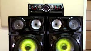 Samsung Giga Sound Beat Sound System MX FS9000
