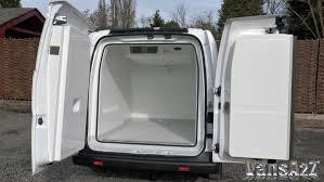 Nissan NV200 Fridge Van 2013