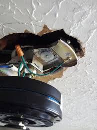 ceiling fan mounting bracket lowes hunter ideas too big hanger
