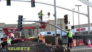 traffic signal light replacement