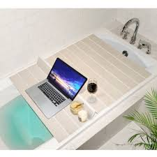 Teak Bathtub Caddy Canada by Bathtub Tray Cintinel Com