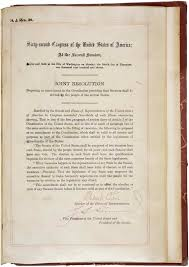 Errors in the Constitution—Typographical and Congressional