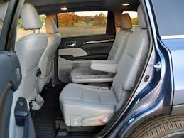 2014 Toyota Highlander Captains Chairs by Review 2015 Toyota Highlander Hybrid Ny Daily News