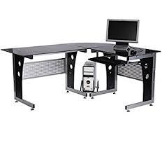bureau informatique angle bureau d informatique angle pour ordinateur meuble table de travail