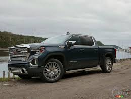 First Drive Of The 2019 GMC Sierra Denali | Car Reviews | Auto123 2019 Gmc Sierra Gets Carbon Fiber Pickup Box More Tech Digital Trends 1966 Truck Duane Stizman Hot Rod Network Auto Review 2017 Denali 1500 Pickup Performs Like A Pro Trucks Near Fringham Ma Swanson Buick 2015 Reviews And Rating Motortrend Uerstanding Cab Bed Sizes Eagle Ridge Gm Choose Your 2018 Heavyduty 1954 Chevygmc Brothers Classic Parts 1968 Gmcchevrolet Truck The New 2016 Will Feature More Aggressive In Southern California Socal New Canyon 4wd All Terrain Wcloth Crew