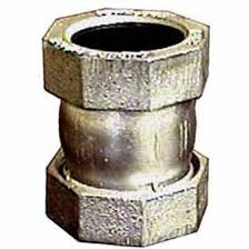 pipe fittings galvanized malleable 2 quot dresser 8482