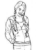 29 Coloring Pages Disney Channel Jessie