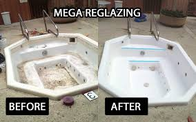 Bathtub Resurfacing Los Angeles by Spa Reglazing Los Angeles California