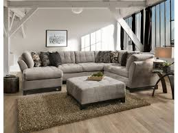 Gotham 3 Piece Chaise Sectional LAF