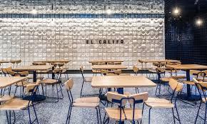 100 Studio Designs Esrawe New El Califa Taquera Restaurant In Mexico
