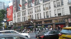 Macys Herald Square Floor Map by Largest Store In The World Picture Of Macy U0027s Herald Square New