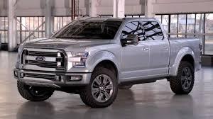 100 Concept Trucks 2014 Ford Atlas History Pickup Truck Many Rumors