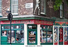 Toy Shop Selling Vintage Toys Fitzrovia W1 London United Kingdom