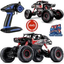 100 Off Road Truck Wheels Amazoncom RC Cars PinSpace 116 Scale Electric Remote Control