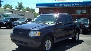 100 Family Trucks And Vans 2002 Ford Explorer Sport Trac Stock B21255