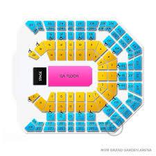 Mgm Grand Floor Plan the killers mgm grand tickets las vegas nv 2 3 18