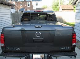 Nissan Titan Truck Cap Unusual Covers Leer Truck Bed Cover 15 Leer ...