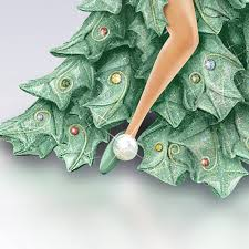 Tinkerbell Light Up Christmas Tree Topper by Amazon Com Bradford Exchange Disney Tinker Bell Christmas