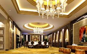 Interior Design Luxury Dining Room Restaurant