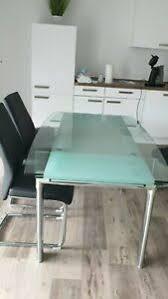 glastisch möbel gebraucht kaufen ebay kleinanzeigen