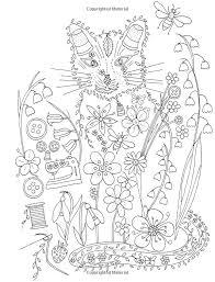 Flower Hunter Colouring Book Amazoncouk De Ann Black