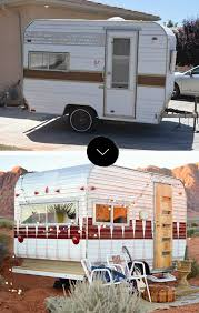 A Vintage Trailer Gets Modern Update With Before And After On DesignSponge