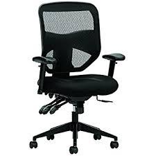 Tempurpedic Desk Chair Amazon by Amazon Com Basyx By Hon High Back Work Chair Mesh Computer