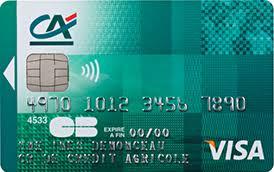 plafond debit carte visa crédit agricole nord de comparateur cartes crédit agricole