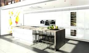 cuisine am駻icaine avec ilot central cuisine americaine avec ilot modele de cuisine avec ilot modele