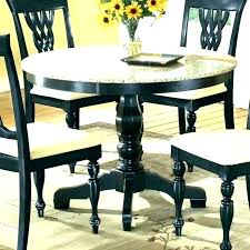 High End Dining Room Tables Kitchen With Granite Tops
