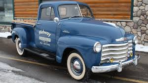 1953 Chevrolet 3100 Pickup - 1 - Print Image | 1952 Chevrolet 3100 ... 10 Vintage Pickups Under 12000 The Drive 1953 Chevygmc Pickup Truck Brothers Classic Parts Ford Fr100 Panel Cammer Side Angle 1920x1440 Wallpaper Chevrolet For Sale Classiccarscom Cc1055873 Rare Custom Built 1950 Double Cab Youtube Chevy 1949 1951 1952 49 50 51 52 Panal Van Rat 1954 Hot Rod Network 4719551 Suburban Bolton S10 Frame Swap