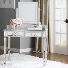 Wayfair Dresser With Mirror by Mercer41 Rouillard Stanley Vanity With Mirror U0026 Reviews Wayfair