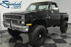 1976 Chevrolet K-10 | Streetside Classics - The Nation's Trusted ... Ford F150 Classic Trucks For Sale Classics On Autotrader 1957 Gmc 4x4 Truck Sale 83735 Mcg In Bethany Warr Acres Yukon Edmond Oklahoma City Cabt The Stretch Company Upfitter 4x4 Truckss Old For New Air Compressor Puma Gas At Texas Center Serving 1950 Studebaker Custom Lifted 4x4offroad Everything Chevy S10 Used Awesome 2002 Chevrolet Zr5 2006 Nissan Titan Le Okc Buy Here Pay Only 99 Apr Shaquille Oneal Buys A Massive F650 Pickup As His Daily Driver 2010 Dodge 2500 Laramie Sema Classiccarscom Cc1065718 Nashville Tn