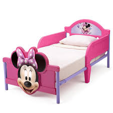 Doc Mcstuffins Bed Set by Disney Minnie Mouse 3d Toddler Bed Toys