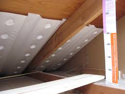 Insulating A Cathedral Ceiling Building Science by Install Baffles To The Soffits First So You Don U0027t Clog The Airflow