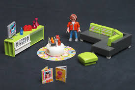playmobil 5584 city wohnzimmer top eur 12 00