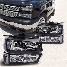 Headlight Assembly Kit For 03 04 05 06 Chevy Avalanche / 03-07 ... Chevrolet Pressroom United States Images Important Mcgaughys 2 Drop Spindle Nnbs Chevy Truck Forum Gmc Stainless Steel Mesh Bolton Grille 0306 Silverado Sport Truck Modif Intimidator Ss Performance How To Install Replace Rear Axle 2006 Suburban 9906 123500 Rivetstyle Fender Flares 2006 Reviews And Rating Motor Trend News And Top Speed 2000 Silverado To A Front End Cversion Trucks Pinterest Zone Offroad 3 Adventure Series Uca Lift System 1nc32n 20 Of The Rarest Coolest Pickup Special Editions Youve