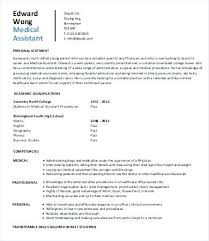 Medical Assistant Resume Entry Level Contemporary Ideas Bunch Of Sample