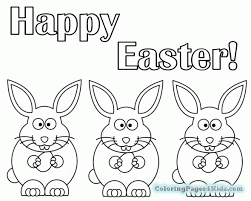 Easter Coloring Pages Saying Happy To Grandpa