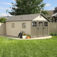 rubbermaid shed home depot horizontal storage 7x7 lowes kits decor