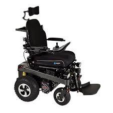 fauteuil tout terrain electrique fauteuil roulant électrique tout terrain avec repose tête